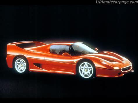 Ferrari F50 High Resolution Image (1 of 1)