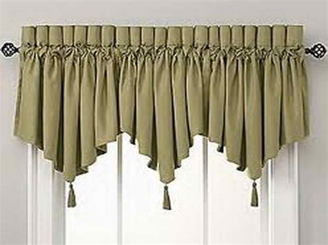 door windows decorative window valance ideas window