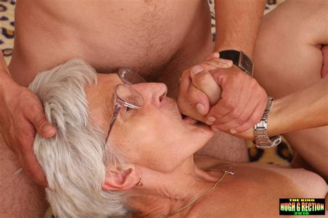 Old granny fucking 2 young men old granny has sex with 2 young (201) – Live mature ladies and ...