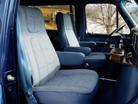 purchase   ford  club wagon xlt  owner