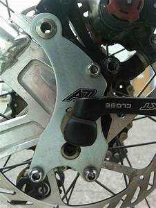 What U0026 39 S That Adapter That Allows A Rear Disc Brake Mount On Non Disc Frames