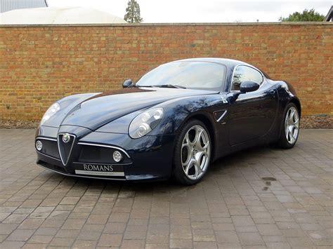 Alfa Romeo 8c For Sale by Alfa Romeo 8c Competizione For Sale At Romans