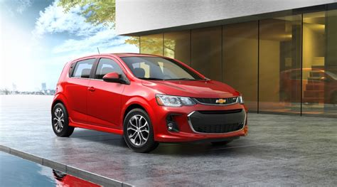 2017 Chevrolet Sonic Revealed  Gm Authority