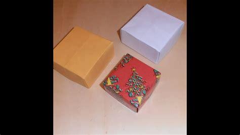 como hacer una pandereta con tapa origami cajitas de papel youtube