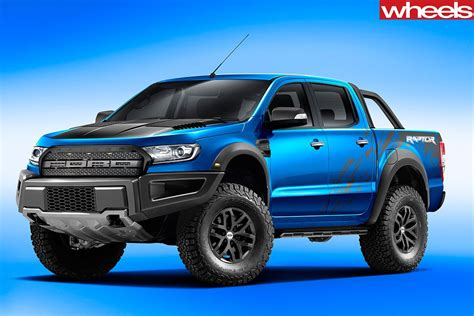 2018 Ford Ranger Raptor Spied In The Wild