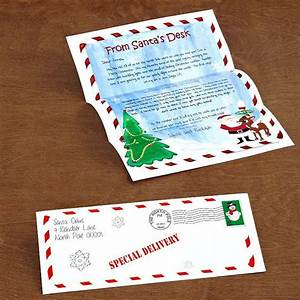 17 best ideas about letter from santa on pinterest a With santa letter delivery
