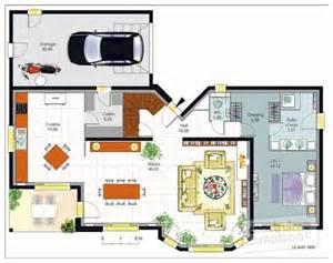 maison de caract 232 re 1 d 233 du plan de maison de caract 232 re 1 faire construire sa maison