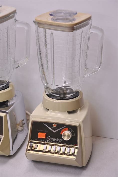 scoops vintage blender osterizer imperial dual