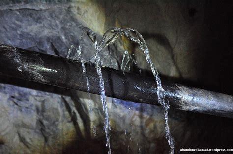 Water Leak  Abandoned Kansai