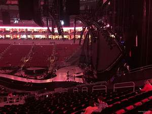 Kfc Yum Center Section 104 Concert Seating