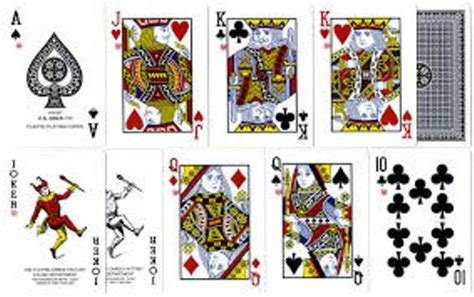 interesting playing card facts  interesting facts