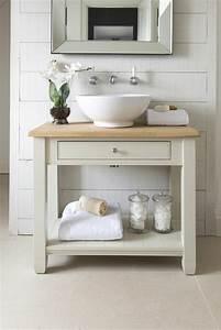 Waschtisch Holz Landhausstil