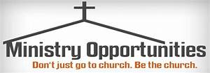 Ministries old page – North Fairfield Baptist Church