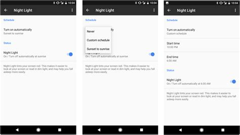 how does google home turn on the lights how to use the blue light killing night light on the