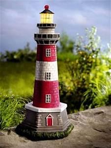 1000 images about deko trends geschenke on pinterest With französischer balkon mit deko leuchtturm für den garten