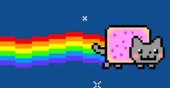 nyan cat nyan cat in ios adventure