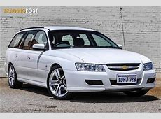 2006 HOLDEN COMMODORE ACCLAIM VZ MY06 4D WAGON for sale in