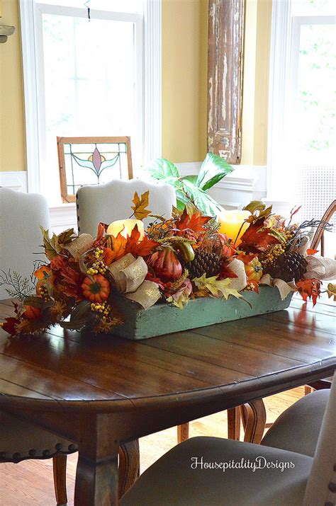 create  sophisticated autumn tablescape balsam