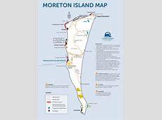 Tangalooma Island Resort Maps & Moreton Island Maps