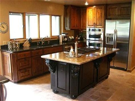 color top  bottom kitchen cabinets