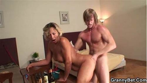 Old Model Bald Analed Gets By Fat Penis #Old #Pussy #Cock #Slut