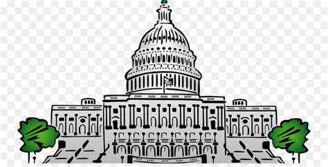 white house image clipart capitol   cliparts