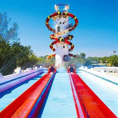 Napa Ayia Waterpark Cyprus Attraction Water Park