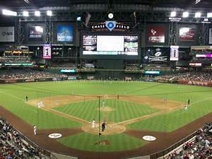 Chase Field, Phoenix AZ | Seating Chart View