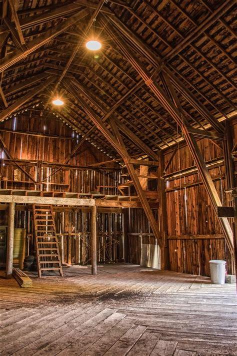 barn interior the century old barn beavercreek demonstration farm
