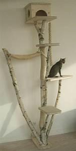 Coole Sachen Selber Bauen : kratzbaum selber bauen 67 ideen und bauanleitungen katzen sachen katzen ~ Markanthonyermac.com Haus und Dekorationen