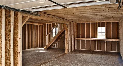 Inside Lower Level of Garage   cabins   Pinterest   Prefab