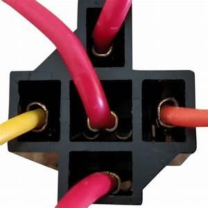 12 Volt Single Socket And Wiring Harness  Spdt