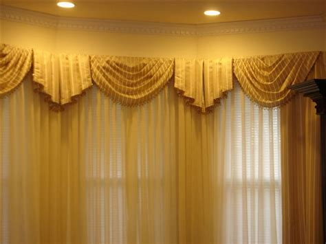 curtain designs for windows swag jabot curtain
