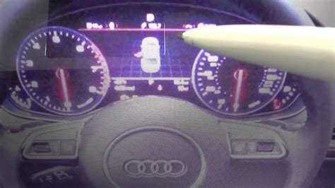 Audi A6 C7 Dashboard Warning Light Symbols Guide What They