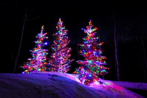 led christmas tree lights roselawnlutheran