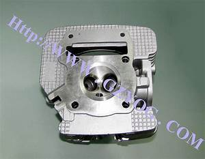 China Yog Motorcycle Part Cylinder Head For Yamaha Ybr