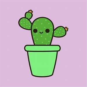 31 best Cute 'Lil Cacti images on Pinterest   Drawing ...