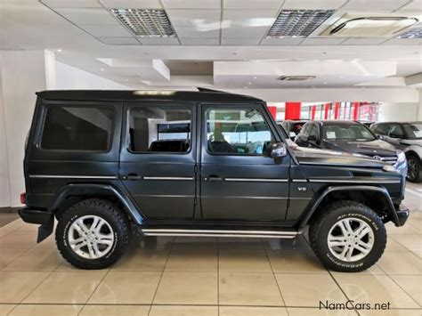 Fob is the price of the car in the country of origin without shipping charges and insurance to your destination. Used Mercedes-Benz G 500 V8 AMG | 2012 G 500 V8 AMG for sale | Windhoek Mercedes-Benz G 500 V8 ...