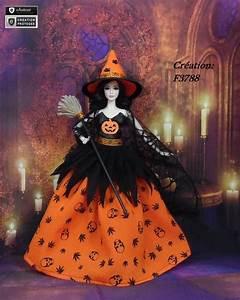 robe barbie quot halloween n10 quot vetement sorciere d With robe de sorcière