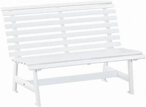 Gartenbank 2 Sitzer Weiß : gartenb nke und andere gartenm bel von kettler online kaufen bei m bel garten ~ Bigdaddyawards.com Haus und Dekorationen