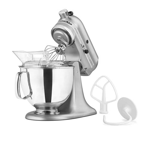 Kitchenaid Ksm150pssm 10speed Stand Mixer W 5qt