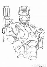 Coloring Pages Patriot Marvel Avengers Iron A4 Ironman Printable Drawing Sheets Draw Superhero Drawings Spiderman Easy Momjunction Colour sketch template