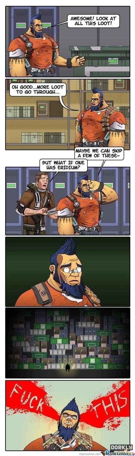 Borderlands Memes - borderlands 2 by 15celeron meme center