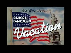 National Lampoon's Vacation (title sequence) - YouTube
