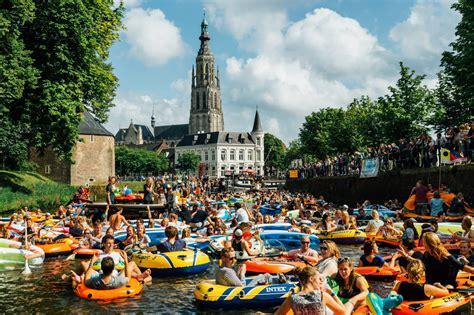 Bootje Varen Breda by Organisatie Breda Drijft Zeer Trots Update