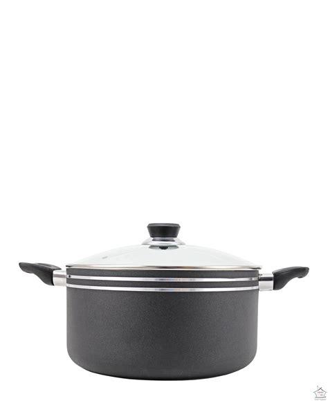 cookware set casio supreme nonstick  piece global houseware