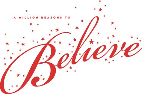 12 Million Are About To Macy S Place Celebrates National Believe Day Friday