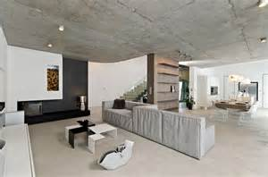 home interior design ideas for small spaces sophisticated concrete interiors in the republic by
