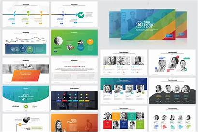 Powerpoint Template Marketing Templates Plan Business