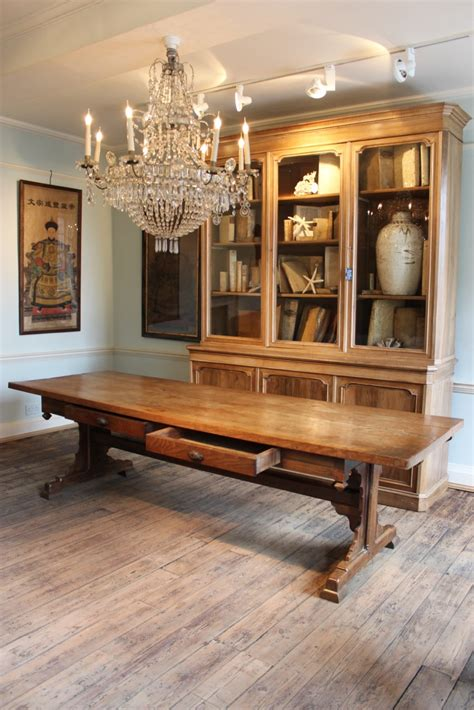 superb  century french farmhouse dining table furniture